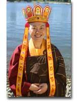 Vajra Master Lian Tzi