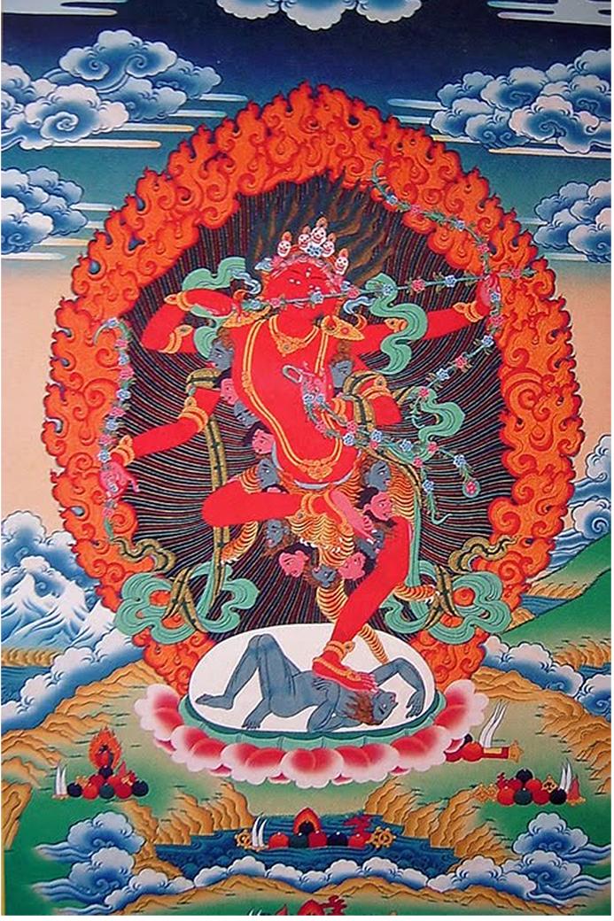 Namo Kurukulla Love and Respect Fire Homa at Lotus Light Temple